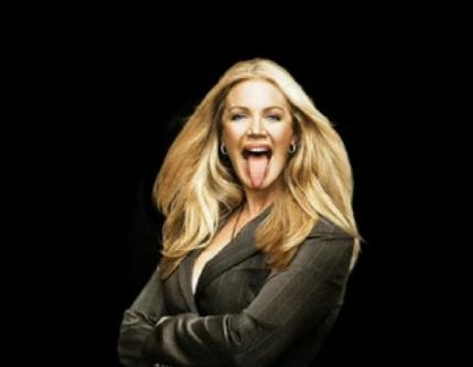 Shannon Tweed Tongue