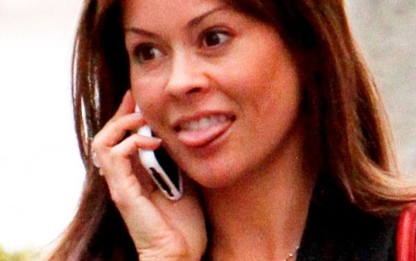 Brooke Burke Tongue
