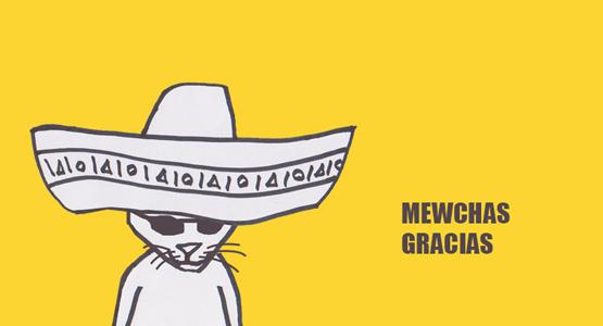 Mewchas Gracias