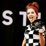 Lindsey Sterling Tongue