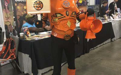 Heroes Con, Charlotte, NC – Fan Review