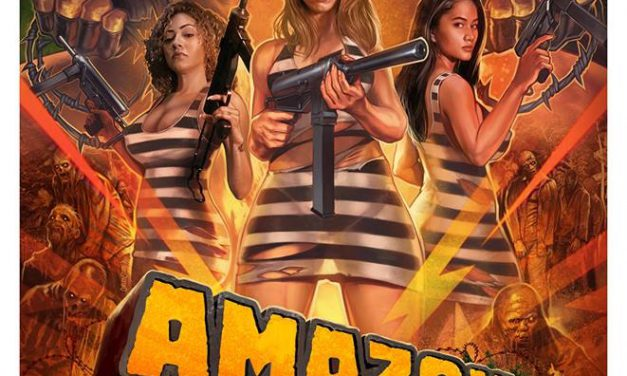 Amazon Hot Box – Delightfully and Deliciously Depraved