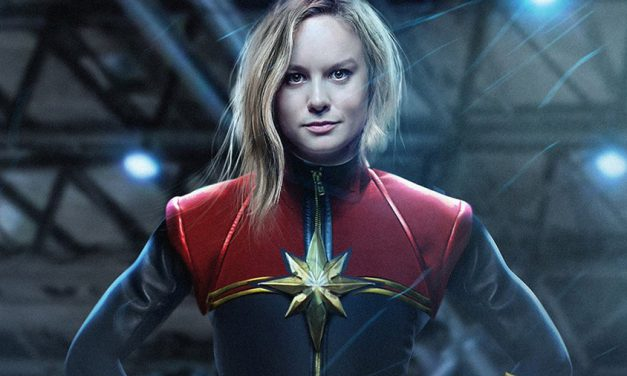 First trailer for MCU's Captain Marvel drops