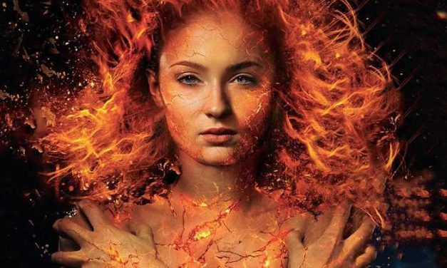 The Dark Phoenix rises in new X Men trailer
