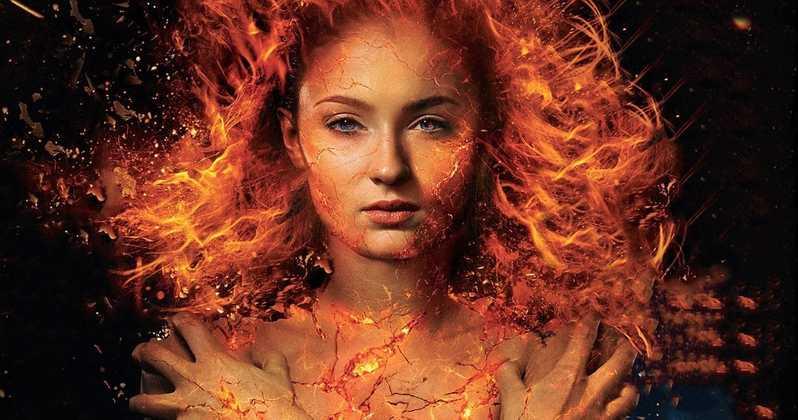 The Dark Phoenix rises in new X Men trailer
