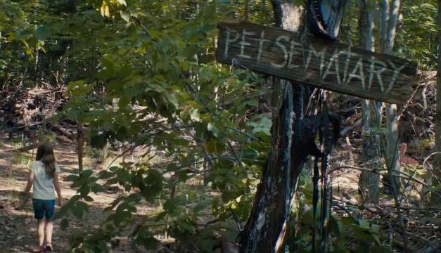 Pet Sematary brings the horror in first look trailer