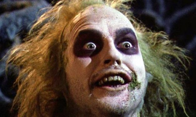 It's Showtime! Happy Birthday, Beetlejuice!