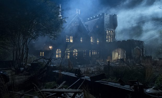 CRHS – Haunting of Hill House!