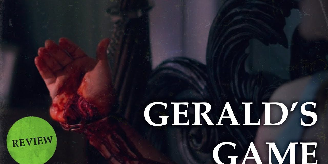 31 Days with the King – Gerald's Game