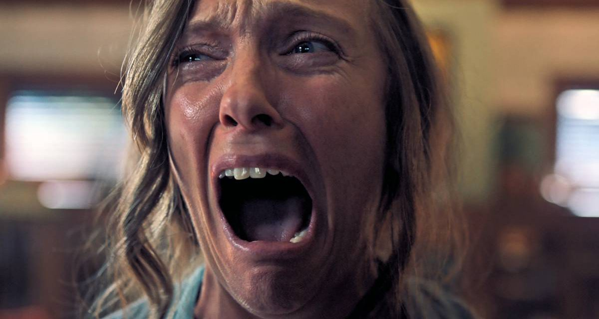Let's Scare Jenn to Death: Hereditary (2018)
