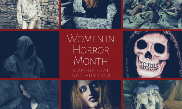 Women in Horror Month – 2019!