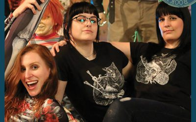 Jess & Kelly – Woman in Horror Podcasting 2019