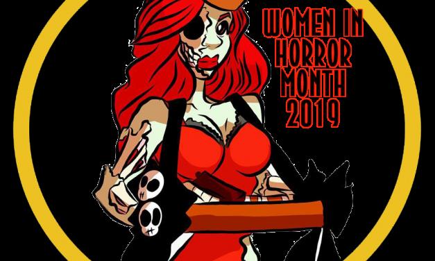Women in Horror Streamers – 2019