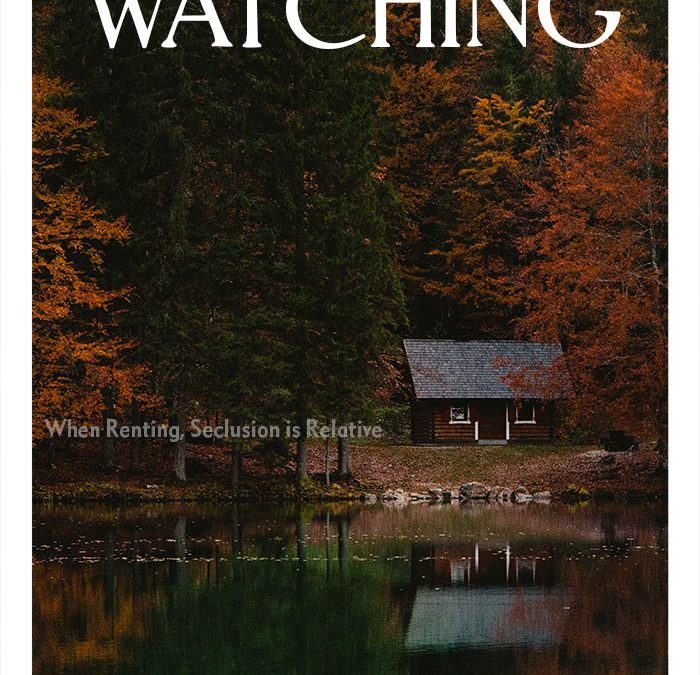 New Film – They're Watching