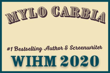 Mylo Carbia – Author and Screenwriter – WIHM 2020