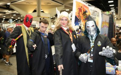 What Are The Most Popular Comic-Con Cosplay Outfits?
