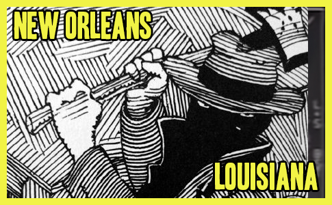 The Axe Man of New Orleans Podcast