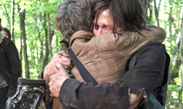 carol daryl old hug