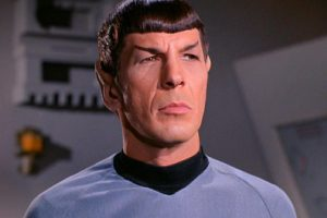 Spock, the sci-fi Stoic