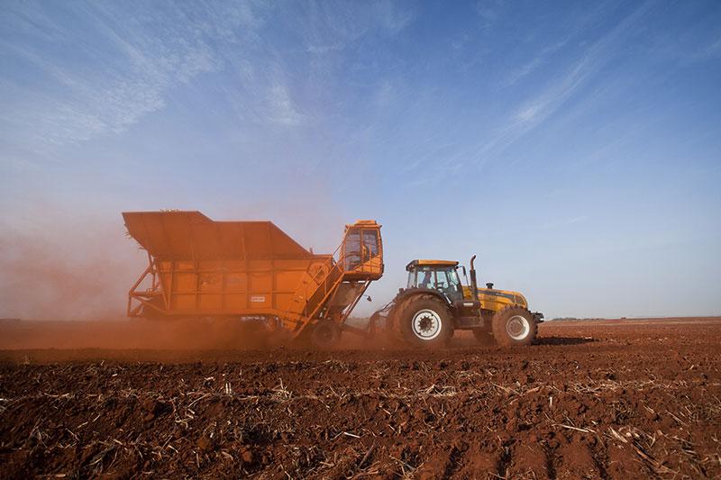 Equipamento do agronegócio - CRA