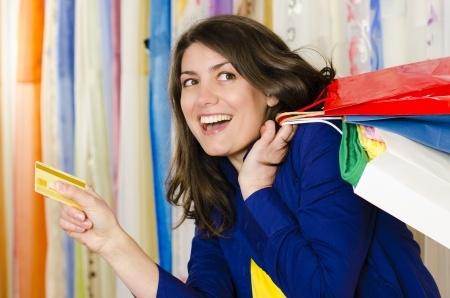 Gastar dinheiro no shopping - emprestimo pessoal