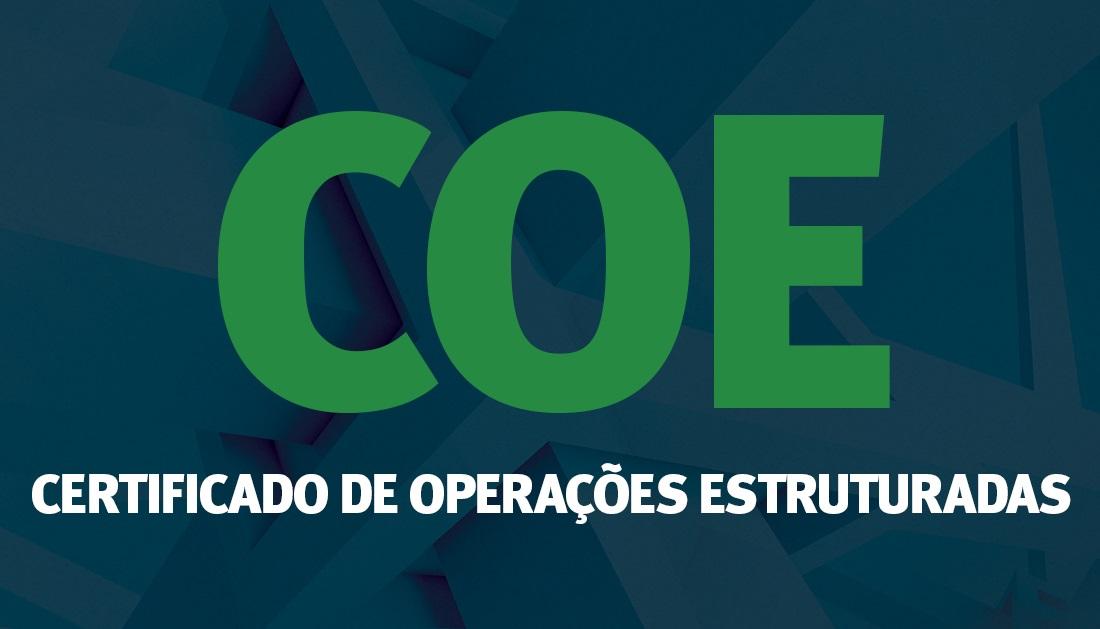 COE - Certificado de Operações Estruturadas