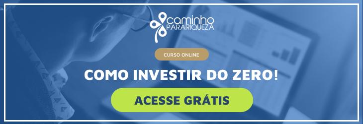 curso Como começar a investir do zero