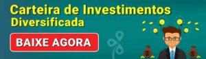 carteira de investimentos diversificada