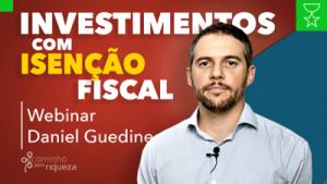 Webinar Como investir com isenção fiscal em títulos de crédito privado