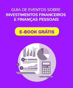 Eventos em investimentos e finanças pessoais