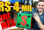 ganhar 4 mil reais