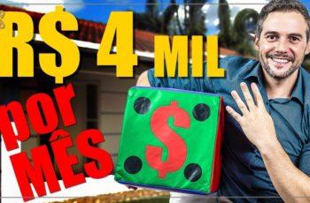 Como Ganhar 4 Mil Reais com FII: fundo de investimento imobiliário