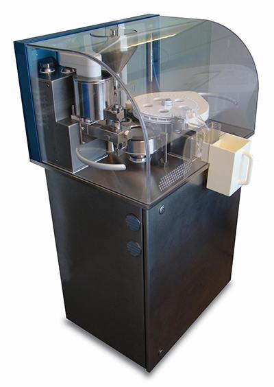 CFS-1500 capsule filling and sealing machine