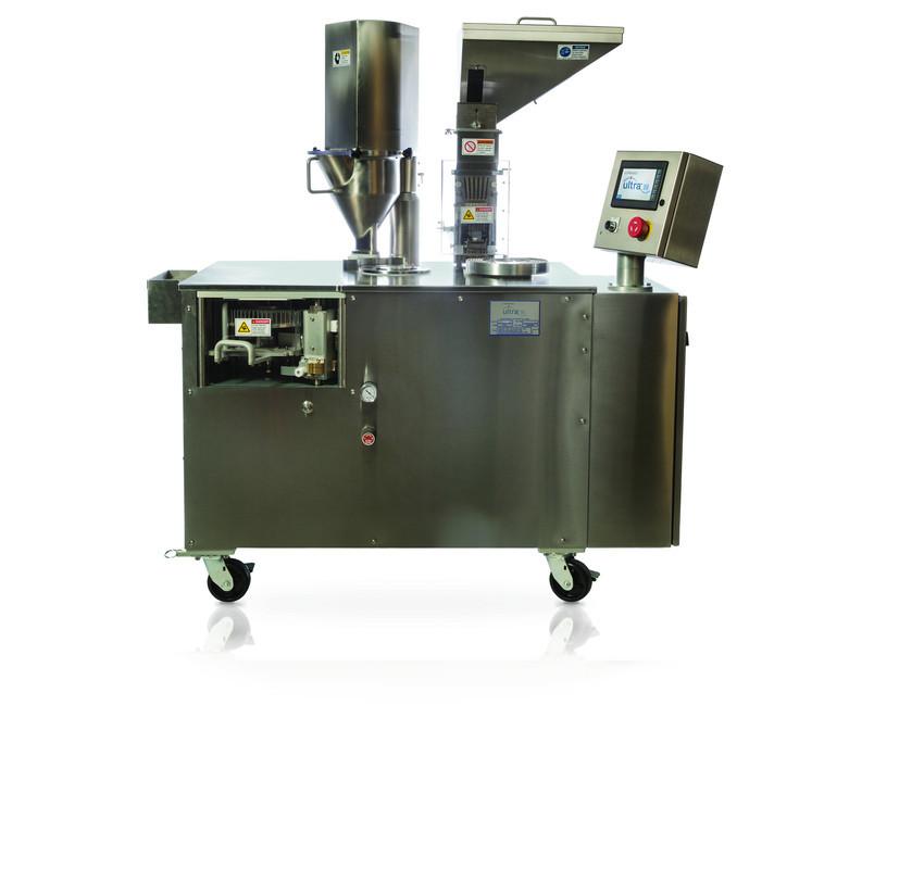Ultra III hard capsule filling machine