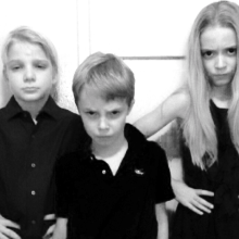 anger - children
