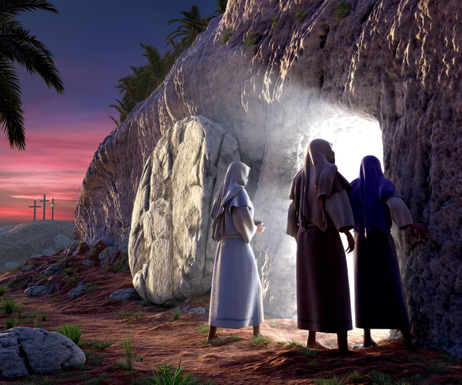 Jesus' Resurrection – What Changed?