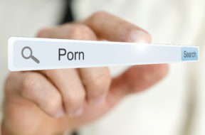 computer search for pornography
