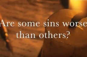 are some sins worse than others