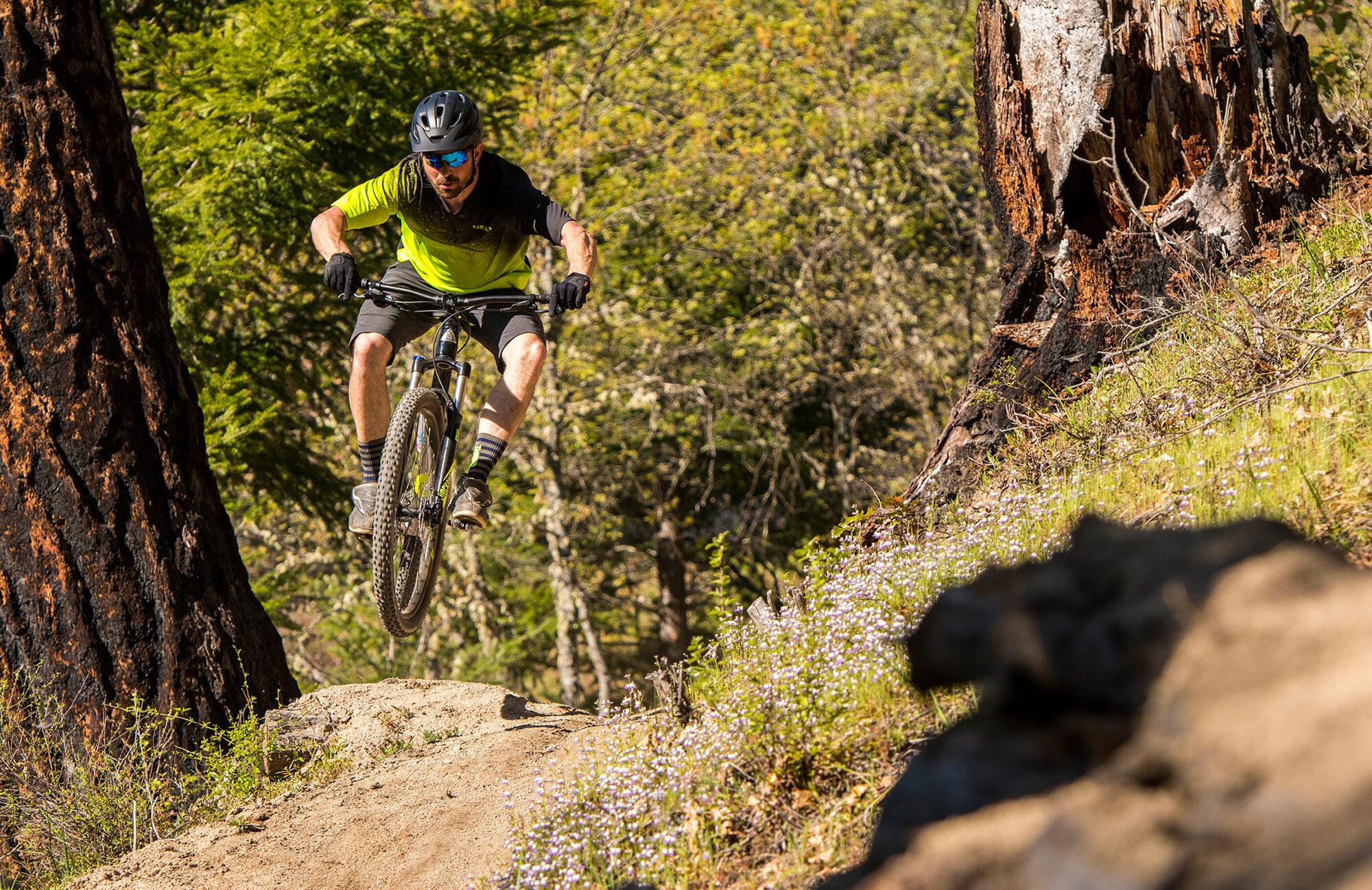 Nail Trail 6   Marin Bikes