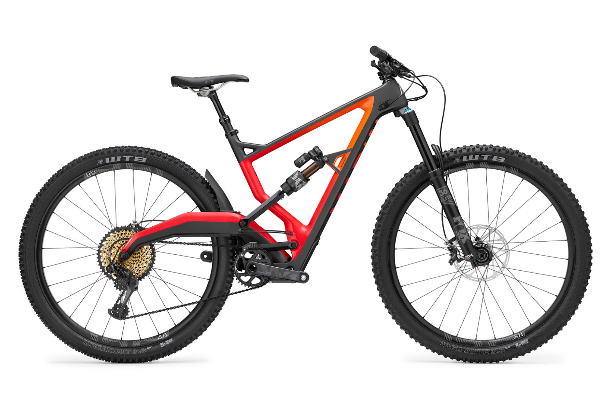 Wolf Ridge Pro Marin Bikes