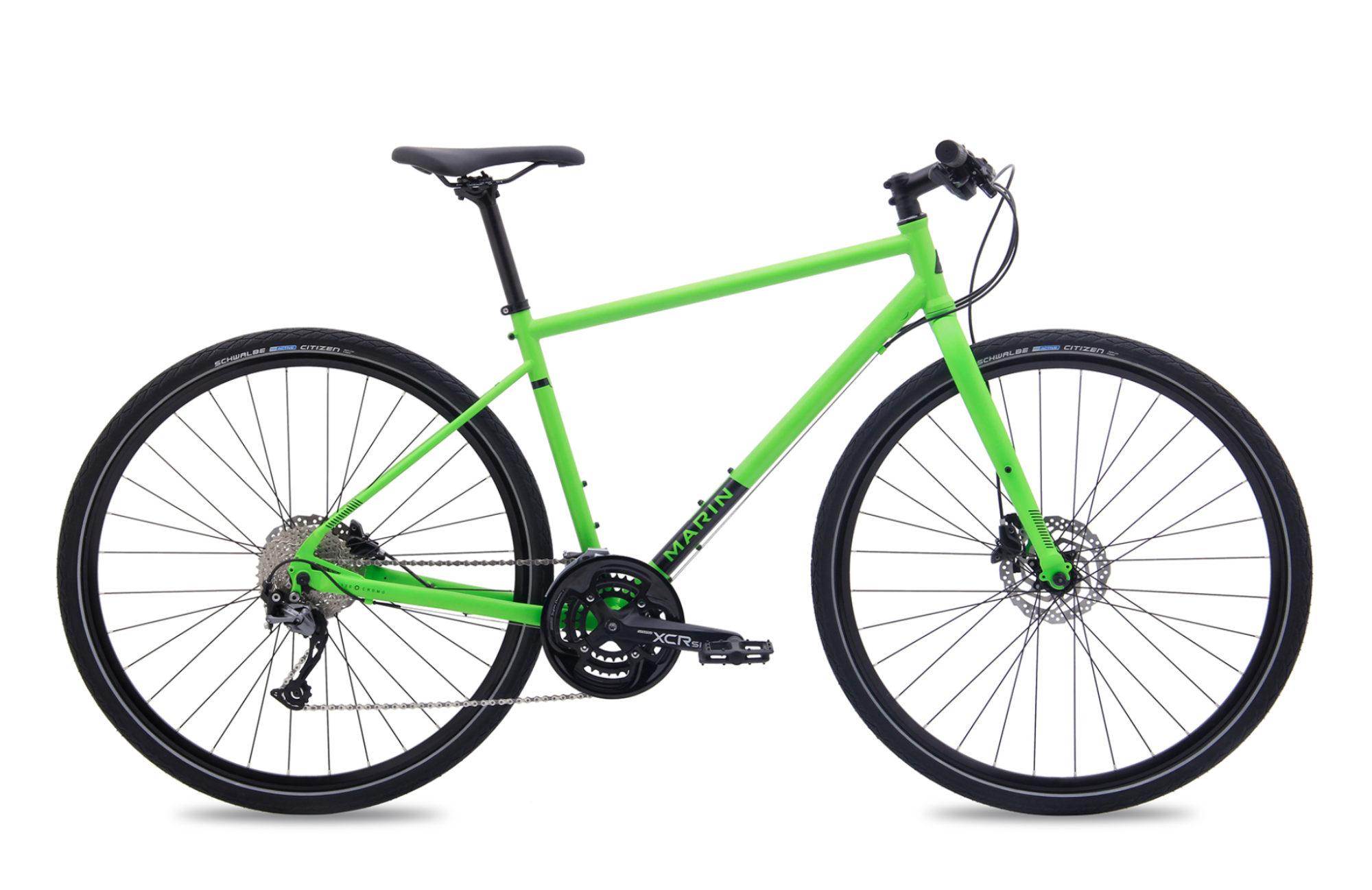 Muirwoods Marin Bikes