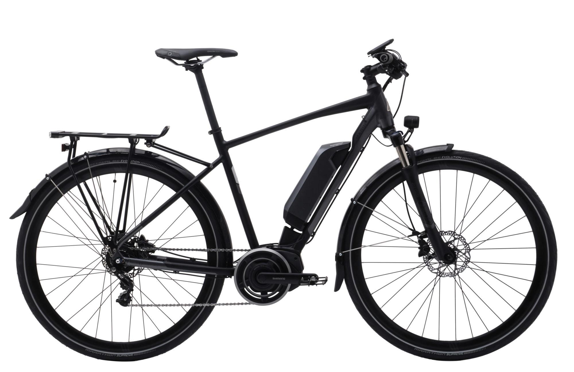Marin Mounn Bikes San Rafael