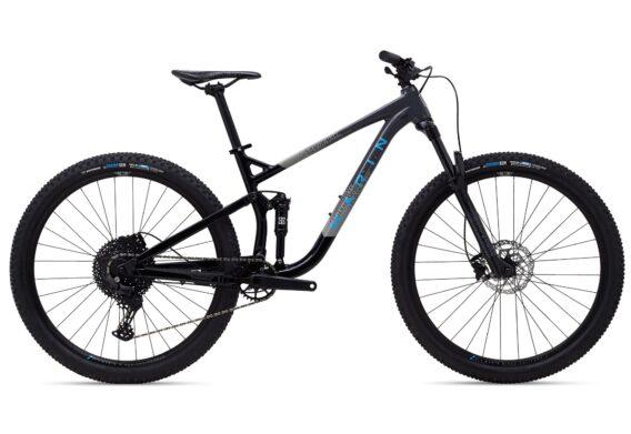 marin rift zone full-suspension mountain bike