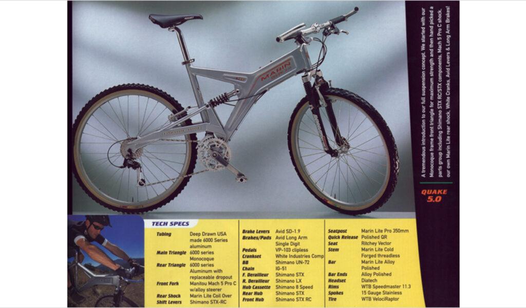 The Marin Story | Marin Bikes