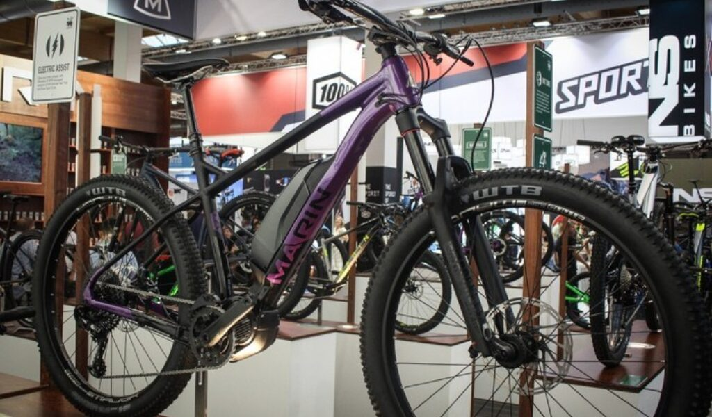 Nail Trail E Concept: One of the Six Best E-MTBs at… | Marin Bikes
