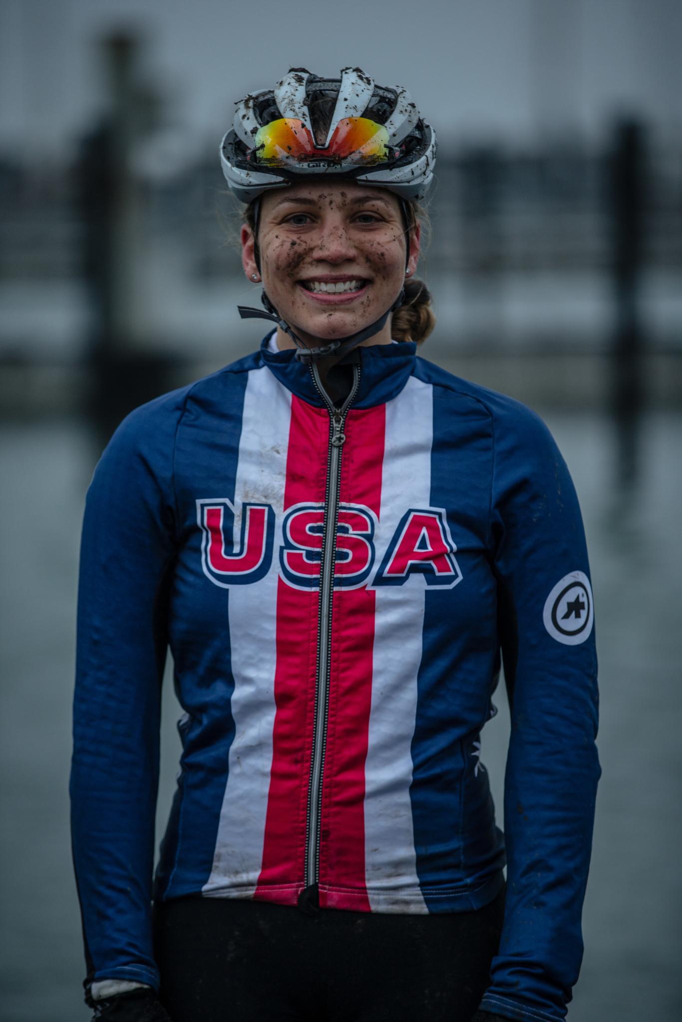 CX Athlete Feature: Rebecca Fahringer