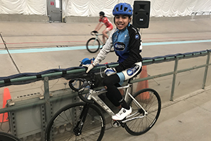 In Our Own Words Ian Roberts Father Son Cycling Velodrome Autism