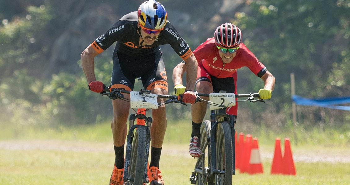 Marathon MTB Riders dive into Palo Duro Canyon | USA Cycling