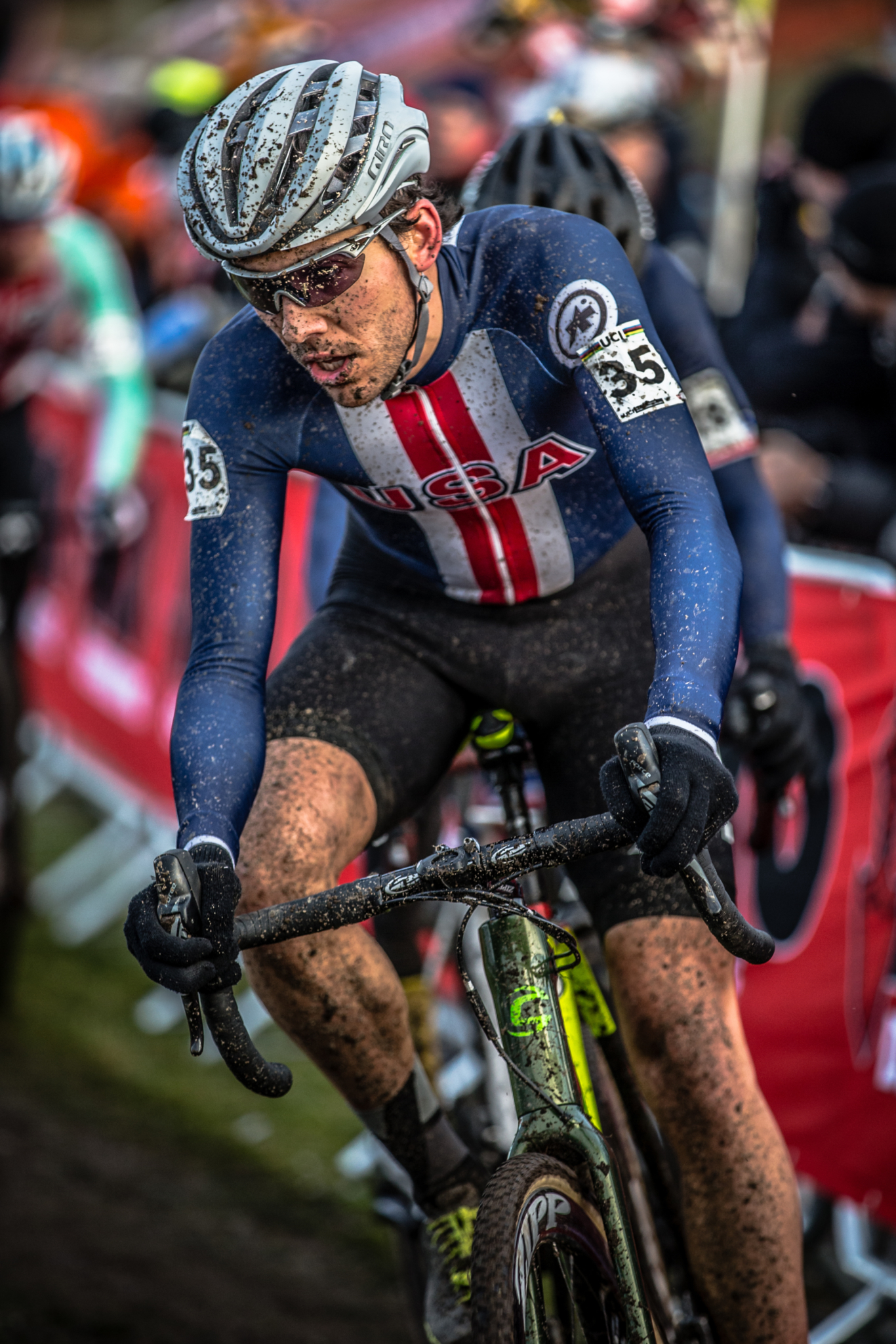 CX Athlete Feature: Curtis White