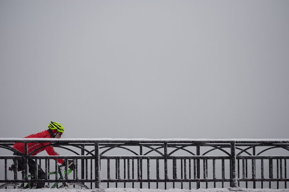 Cold Weather Cycling Gear